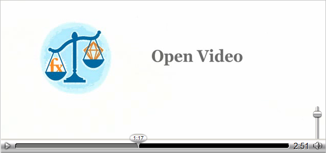 Chrome Firefox 3.5 open media player controls