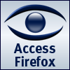 AccessFirefox.org logo for information about Firefox accessibility